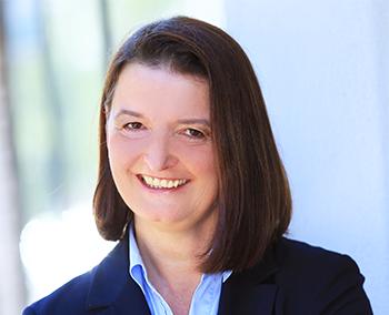 Finance Managerin Margit Thurau