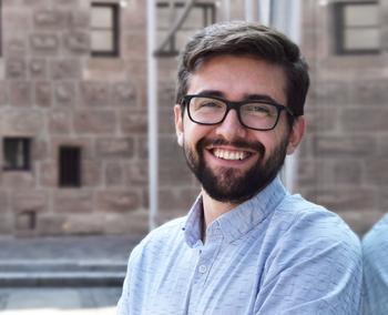 Online Marketing Manager Giacomo Uguzzoni