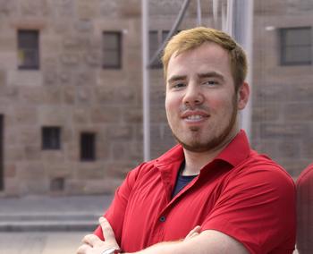 Werkstudent Neil Biedermann Online Marketing Nürnberg adojo GmbH