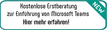Microsoft Teams Beratung